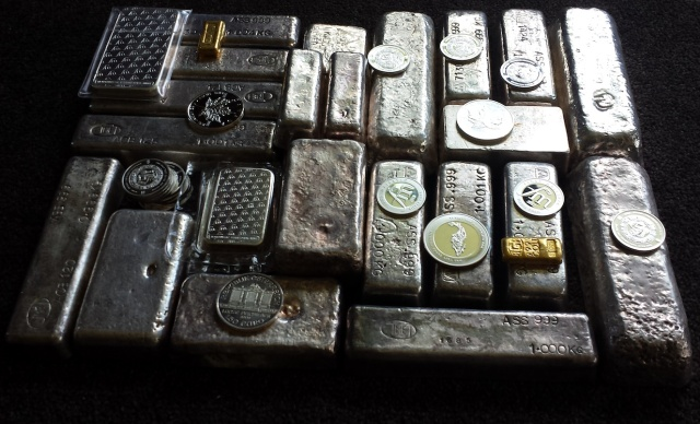 Silver-&-Gold