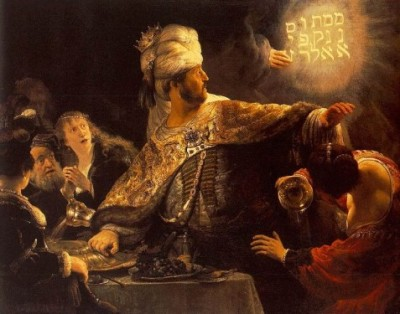 Belshazzars-fateful-night-Rembrandt-Belshazzars-Feast-Wikipedia-US-Public-Domain-e1414560594182