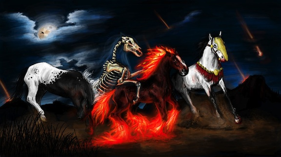 Four-Horsemen-Public-Domain